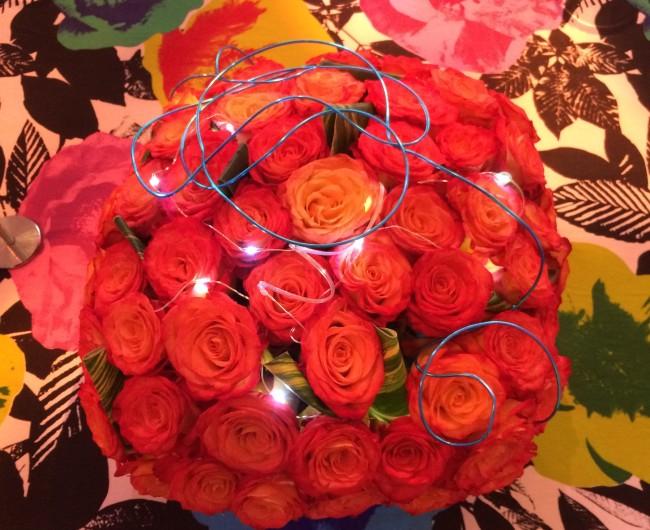 Mark Twain Prize Kennedy Center Floral Arrangement