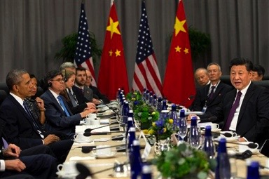 Nuclear Security Summit Floral Arrangement