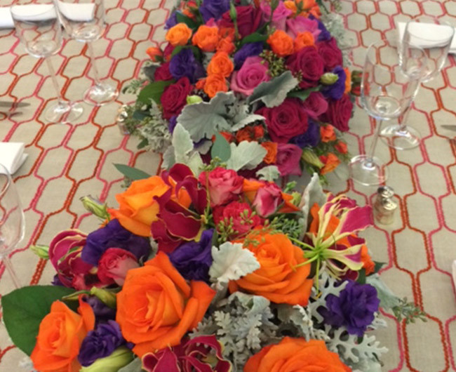 Honors Luncheon at Kennedy Center - Urban Petals