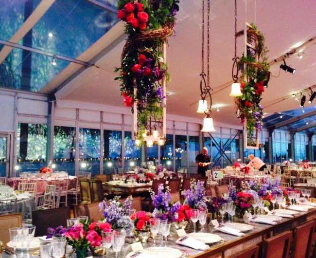 National Symphony Orchestra Ball Floral Arrangements