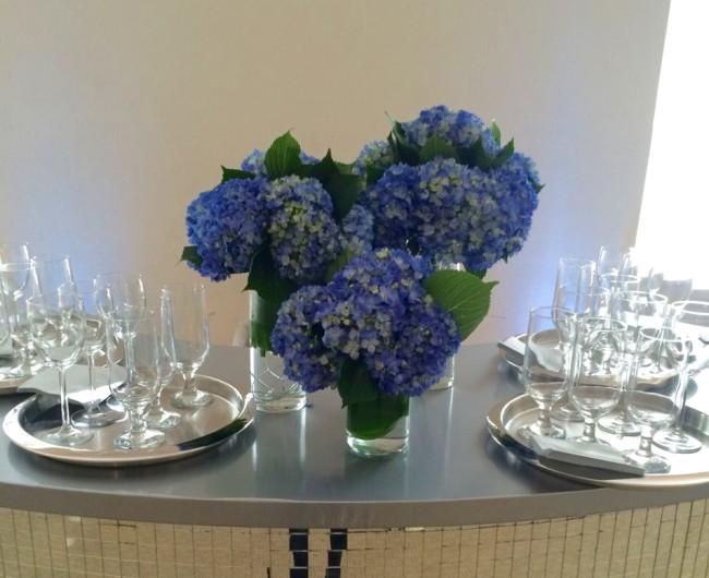 Georgetown Law School Gala Floral Arrangement